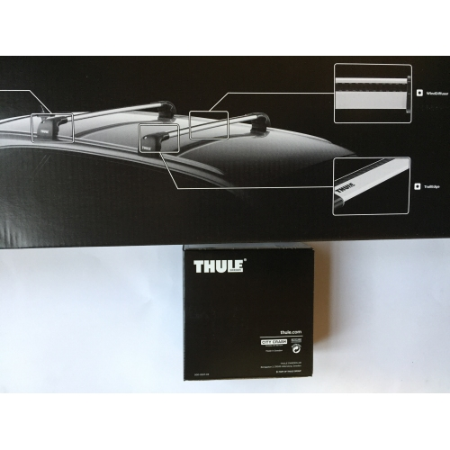 thule dachtr ger wingbar edge grundtr ger bmw 5er touring. Black Bedroom Furniture Sets. Home Design Ideas